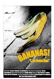 Bananas I've Gone Ape Poster