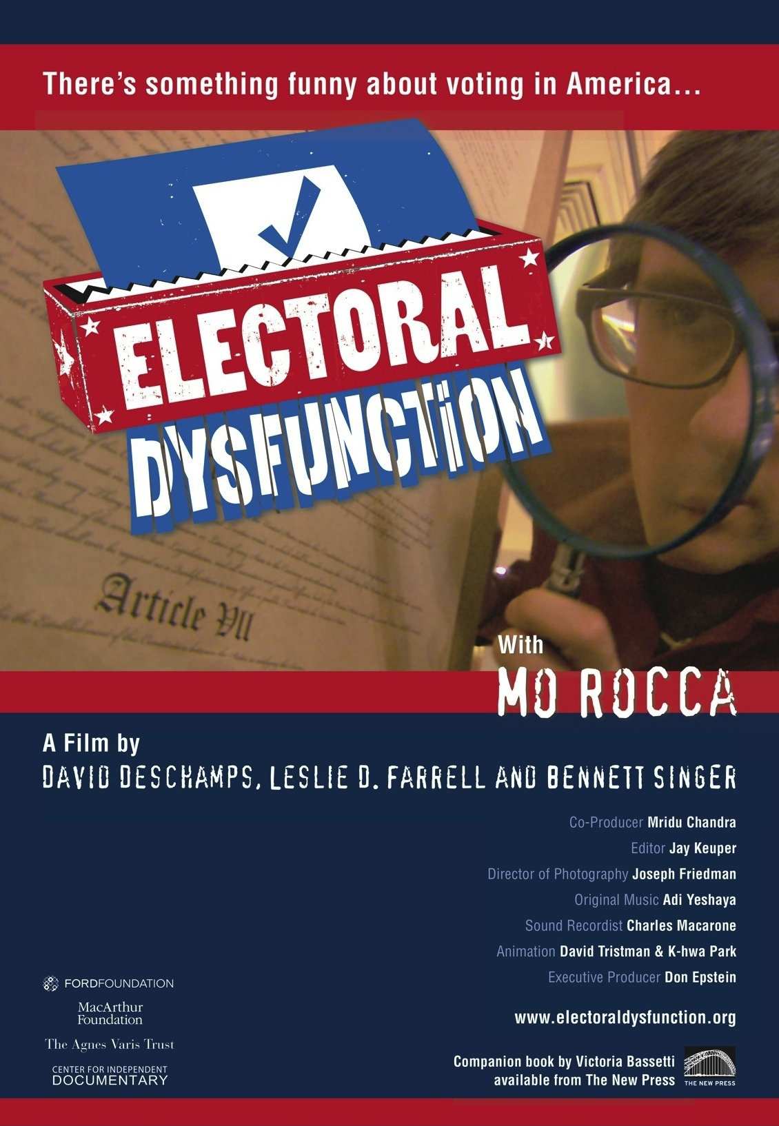 image Electoral Dysfunction Watch Full Movie Free Online