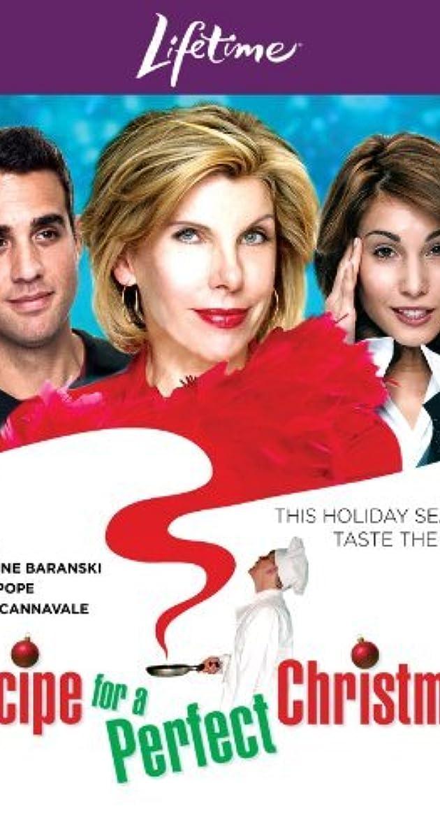 Recipe for a Perfect Christmas (TV Movie 2005) - IMDb