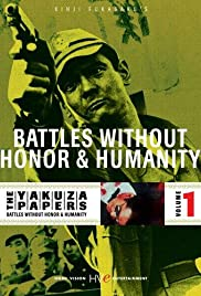 Battles Without Honor and Humanity (1973) Poster - Movie Forum, Cast, Reviews