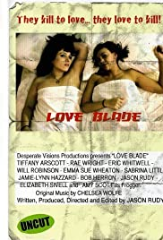 Love Blade Poster