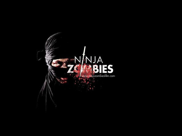 Ninja Zombies movie download in mp4