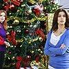 Teri Hatcher, Marcia Cross, Eva Longoria, and Kevin Rahm in Desperate Housewives (2004)