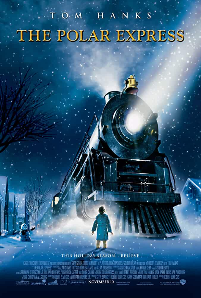 The Polar Express >> 30s review