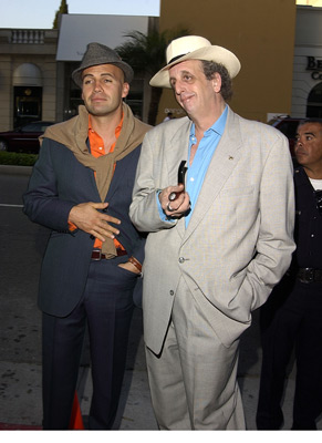 Billy Zane and Vincent Schiavelli
