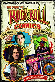 The Story of Rock 'n' Roll Comics Poster