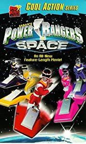 Power Rangers in Space - Season 6 poster