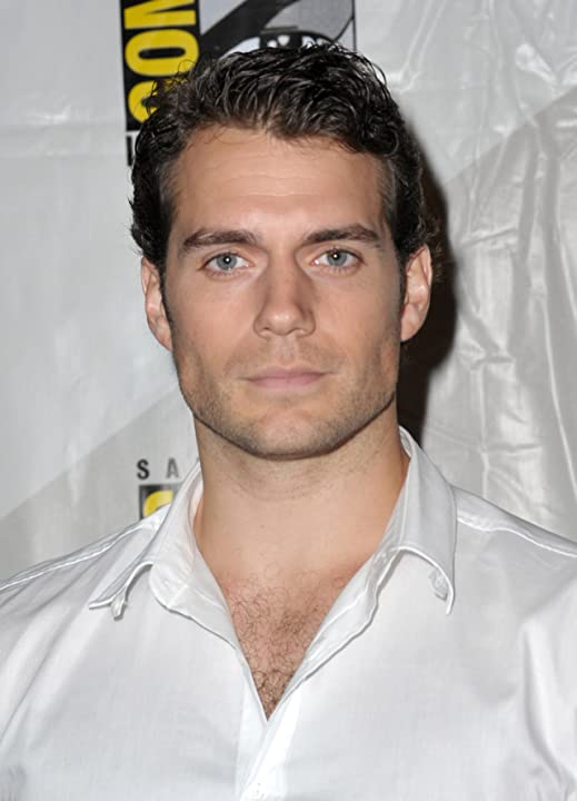 Henry Cavill at an event for Man of Steel (2013)