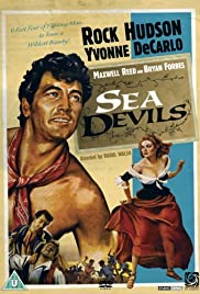 Sea Devils (1953) Poster - Movie Forum, Cast, Reviews