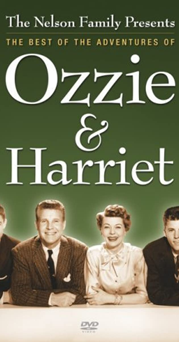 The Adventures Of Ozzie And Harriet Tv Series 1952 1966