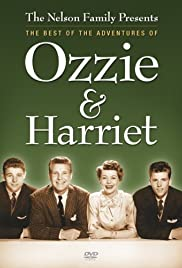 The Adventures of Ozzie & Harriet Poster