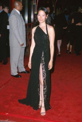 Lucy Liu at Shanghai Noon (2000)