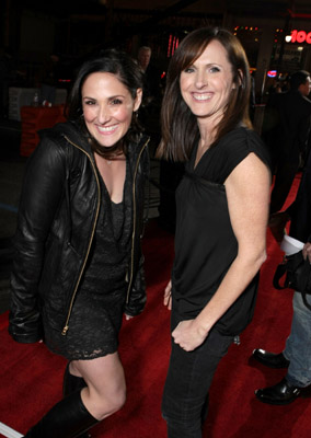 Ricki Lake and Molly Shannon at Walk Hard: The Dewey Cox Story (2007)