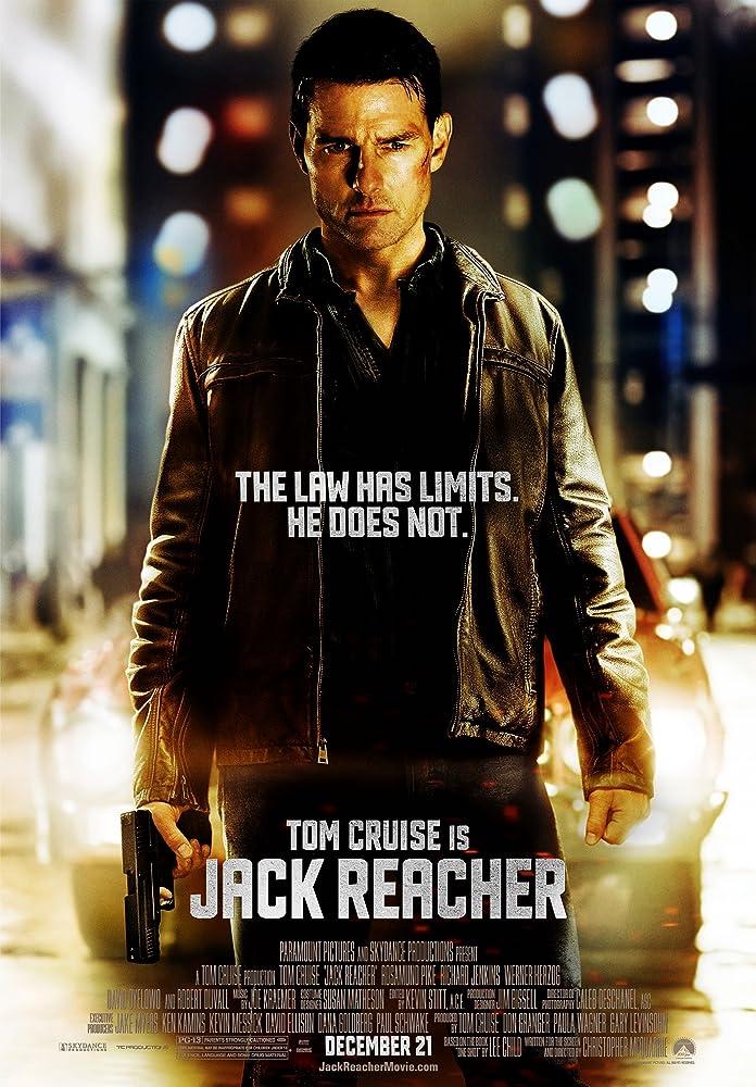 Jack Reacher (2012) Tagalog Dubbed