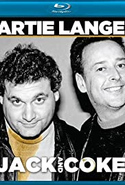 Artie Lange: Jack and Coke Poster