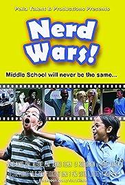Nerd Wars! Poster