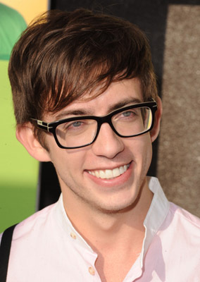 Kevin McHale at Glee (2009)