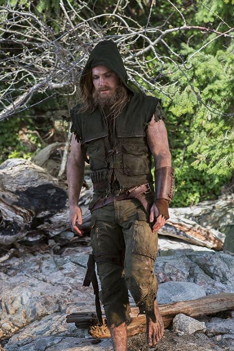 Stephen Amell in Arrow (2012)