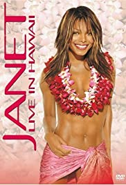 Janet Jackson: Live in Hawaii (2002) Poster - TV Show Forum, Cast, Reviews