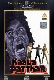 Kaala Patthar Poster