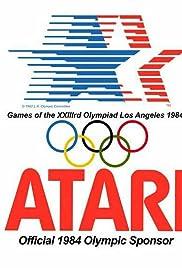 1984 Summer Olympics Poster