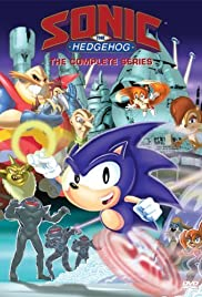 Sonic the Hedgehog Poster - TV Show Forum, Cast, Reviews