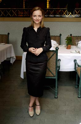 Christina Ricci at Prozac Nation (2001)