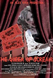 The Queen of Screams Poster