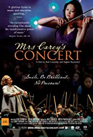 Mrs. Carey's Concert (2011) Poster - Movie Forum, Cast, Reviews