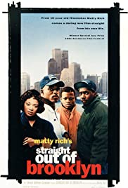 Straight Out of Brooklyn Poster
