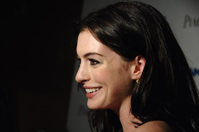 Anne Hathaway at an event for Becoming Jane (2007)