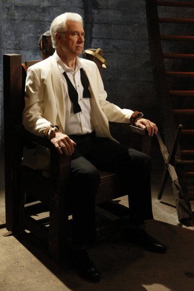 John Larroquette in Chuck (2007)
