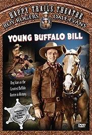 Young Buffalo Bill Poster