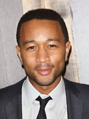 John Legend at an event for True Grit (2010)