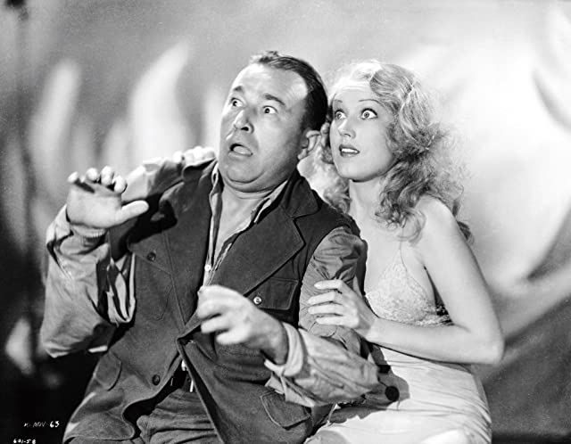 Robert Armstrong and Fay Wray in King Kong (1933)