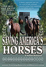 Saving America's Horses: A Nation Betrayed Poster