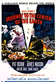 Journey to the Center of the Earth Poster