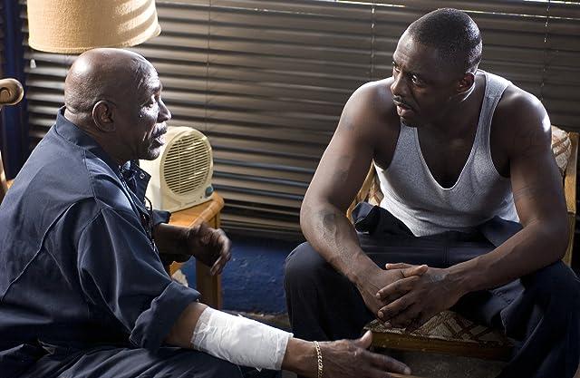 Louis Gossett Jr. and Idris Elba in Daddy's Little Girls (2007)
