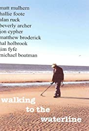 Walking to the Waterline Poster
