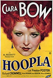 Hoopla (1933) Poster - Movie Forum, Cast, Reviews