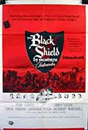 The Black Shield of Falworth Poster