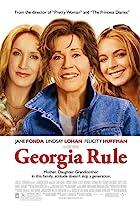 Georgia Rule (2007) Poster