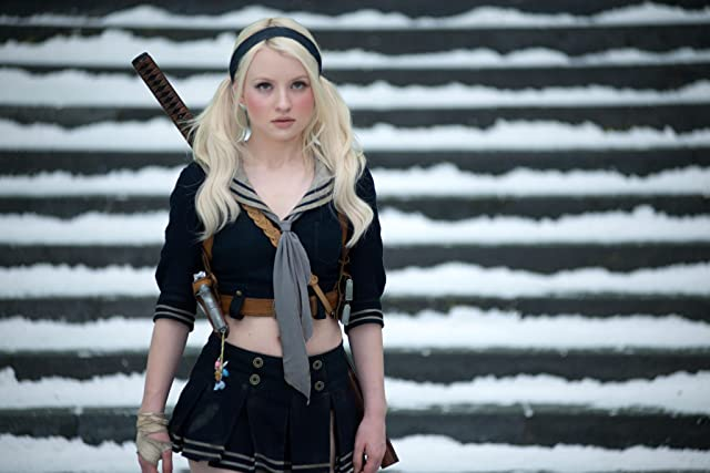 Emily Browning in Sucker Punch (2011)