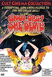 Blood Orgy of the She-Devils (1973) Poster - Movie Forum, Cast, Reviews