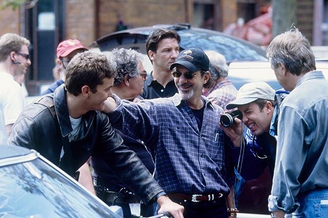 Rob Cohen and Joshua Jackson in The Skulls (2000)