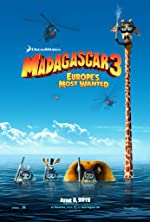 Madagascar 3 Europe s Most Wanted(2012)