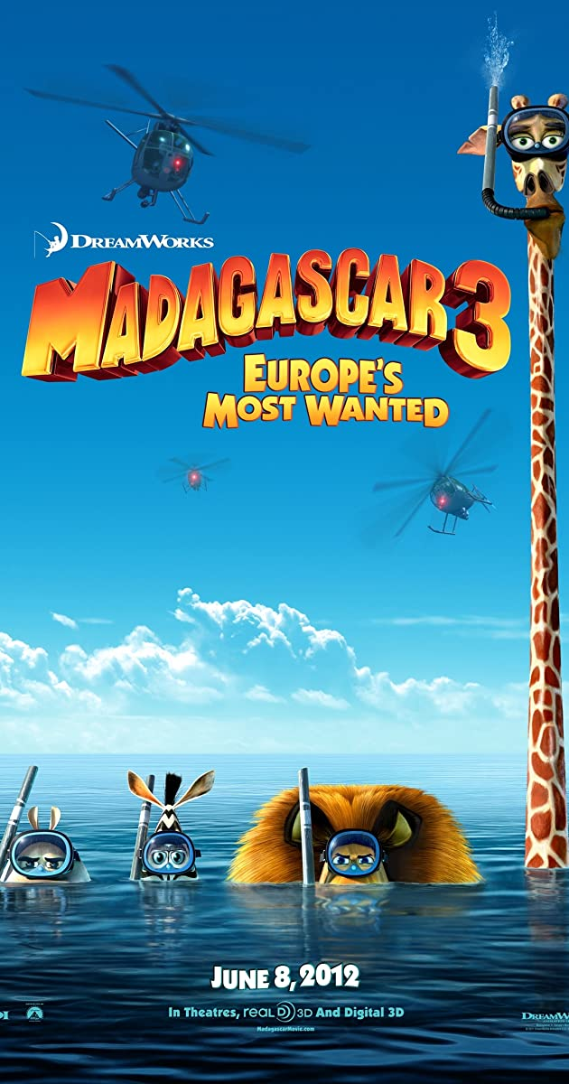 Madagascar 3 Europes Most Wanted 2012 IMDb