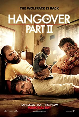 The Hangover Part II (English)