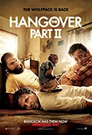 The Hangover Part II (2011) BluRay 720p 1GB Dual Audio ( Hindi – English ) MKV