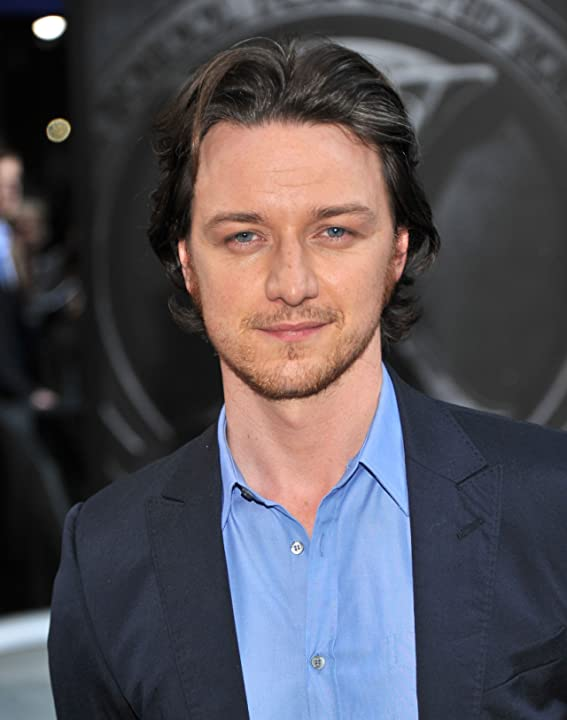 James McAvoy at an event for X: First Class (2011)